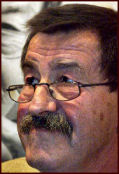 Günter Grass (Scanpix/AP)