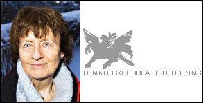 Frid Ingulstad vs. Forfatterforeningen.