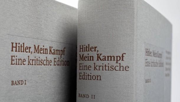 Mein Kampf. Eine kritische Edition.