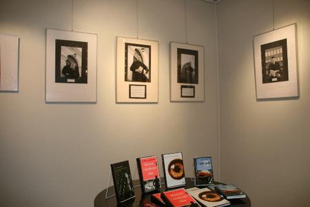 Bilde fra utstillingen. (Foto: Antagelig Kristian Samuelsen)